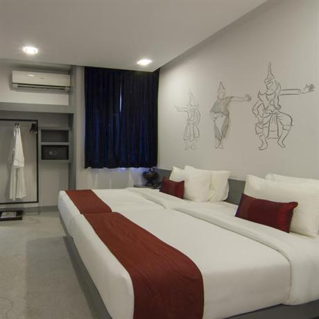 Teav bassac boutique hotel spa phnom penh compare deals for Boutique hotel spa