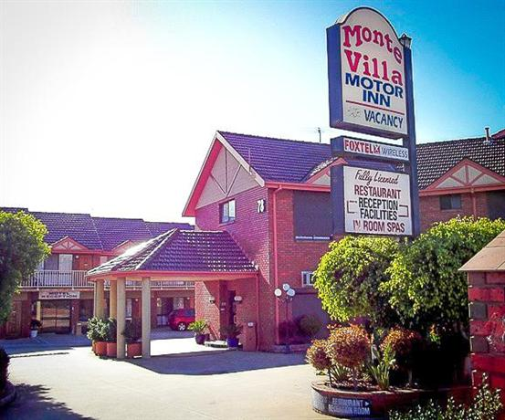 monte villa motor inn melbourne compare deals
