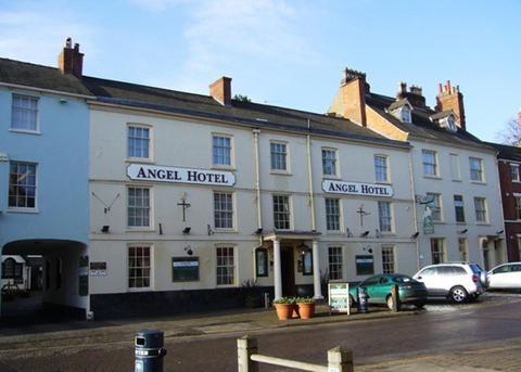 The Angel Hotel Restaurant Market Harborough