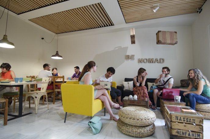 the nomad hostel sevilla encuentra el mejor precio