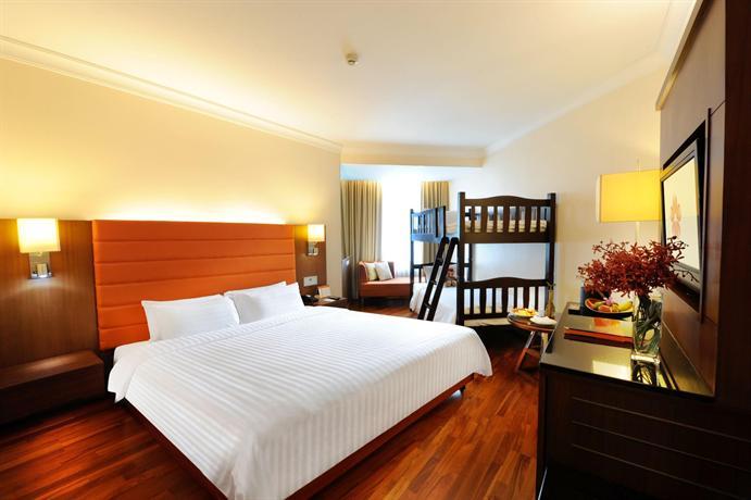 Rembrandt Hotel Bangkok Superior Room