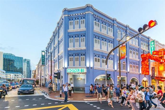 Hotel 81 - Chinatown