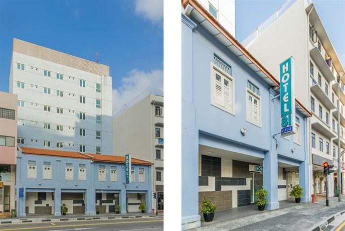Hotel 81 selegie singapore compare deals for Hotels 81 in singapore