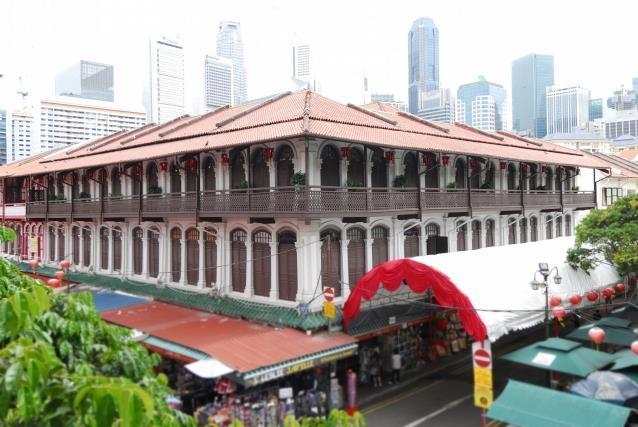 Opera House Hotel Singapore