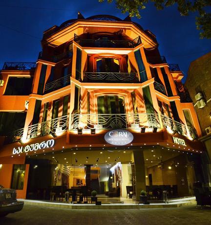 Coral Boutique Hotel Tbilisi Compare Deals