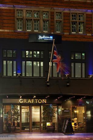 Radisson Blu Edwardian Grafton Hotel