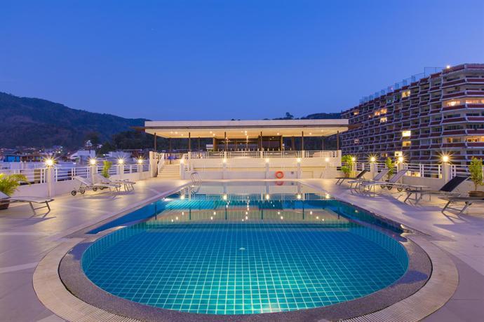 Citin Plaza Patong Hotel & Spa Phuket