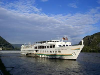 Messeship Prinses Christina Ship Hotel