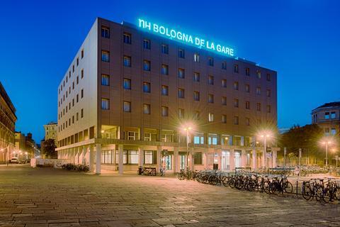 NH Bologna De La Gare Hotel