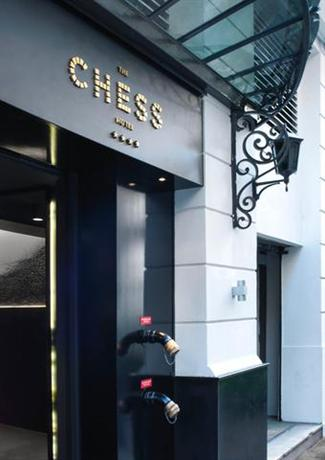About The Chess Hotel