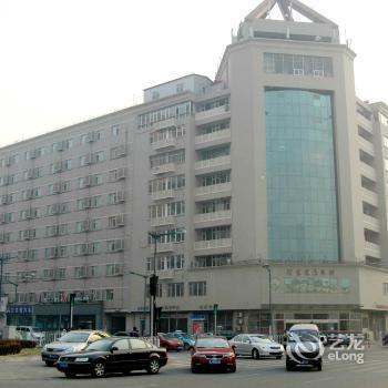 Jinjiang Inn Tianjin Bawei Road