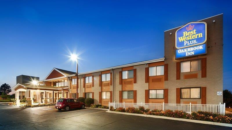 Best Western Plus Oakbrook Inn