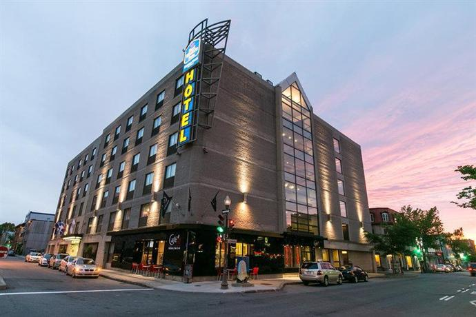 Best Western Plus Centre-ville/City Centre Quebec