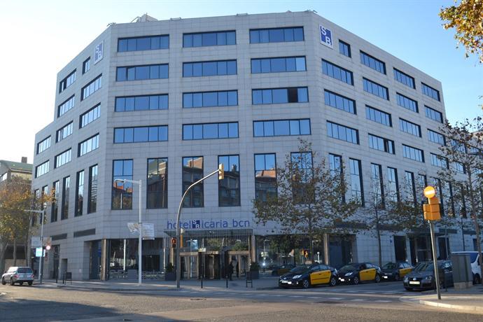 Hotel sb icaria barcelona barcellona offerte in corso for Offerte hotel barcellona