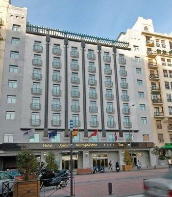 Hotel Jardín Metropolitano