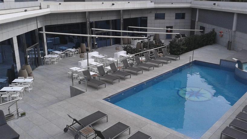 Hotel SB Icaria Barcelona Отель Икариа Барселона