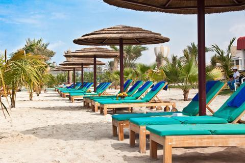 About Sahara Beach Resort Spa