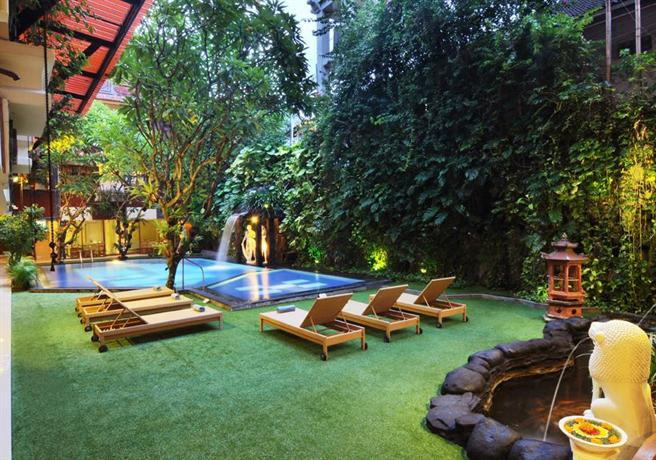 Green Garden Hotel Kuta - Compare Deals