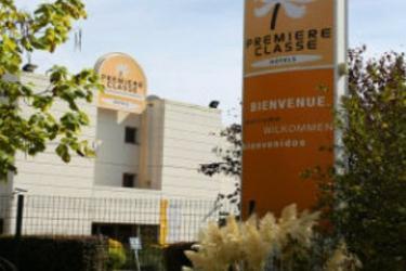 Premiere Classe Bordeaux Nord Lac Hotel