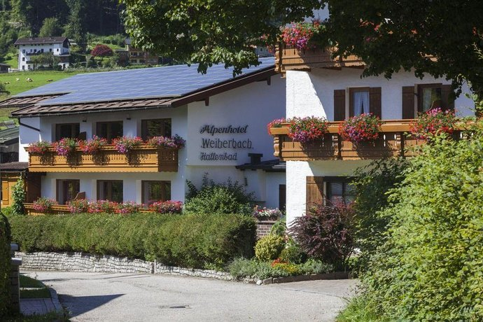 Alpenhotel Garni Weiherbach