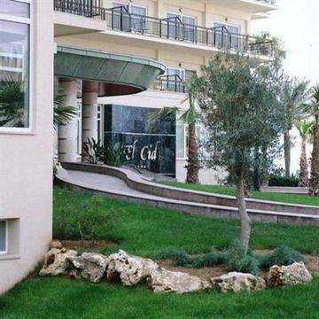 Hotel Thb El Cid Palma Отель Зб Ел Сид Пальма-Де-Майорка