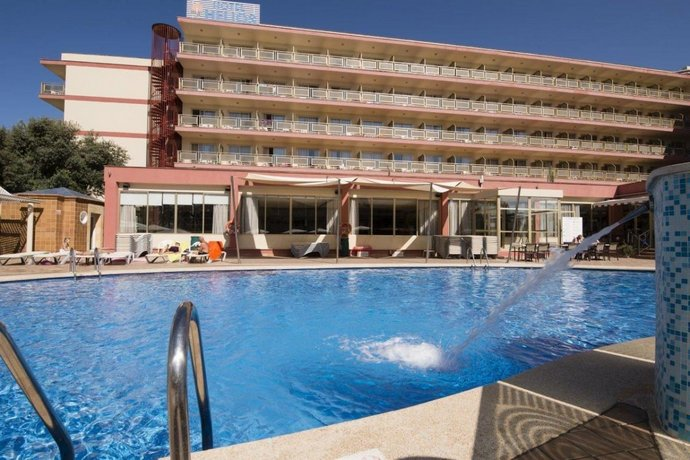 Hotel Helios Mallorca Palma Отель Хелиос Маллорка Пальма-Де-Майорка