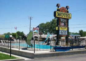 Wyo Motel Buffalo Wyoming