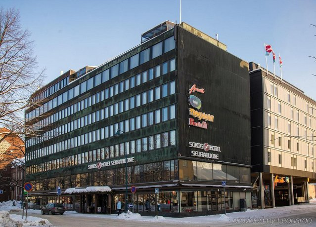 Original Sokos Hotel Seurahuone Kotka