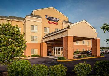Fairfield Inn and Suites by Marriott Indianapolis Noblesville