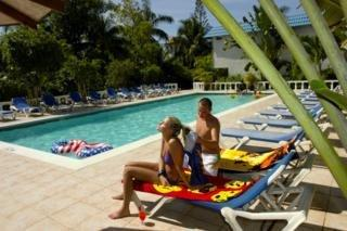 About Legends Beach Resort Negril