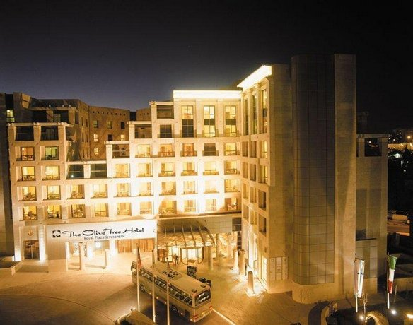 מלון עץ הזית