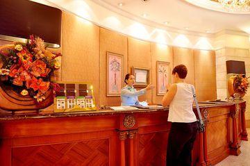 Manila Guest Friendly Hotels - Makati Palace Hotel