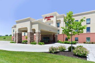 Hampton Inn Clinton Iowa