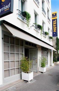 Hôtel Kyriad Paris Ouest La Défense Courbevoie