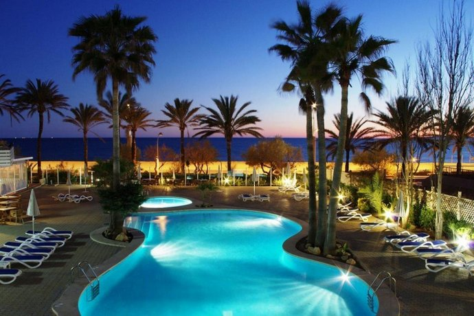 Hsm Hotel Mallorca Golden Playa