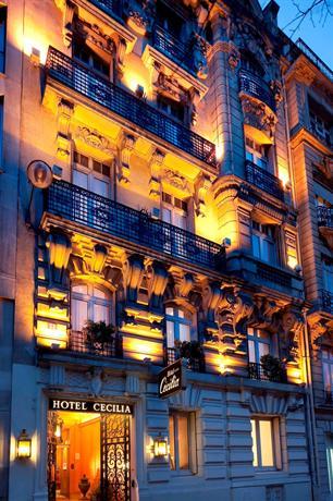 Hotel Cecilia Paris