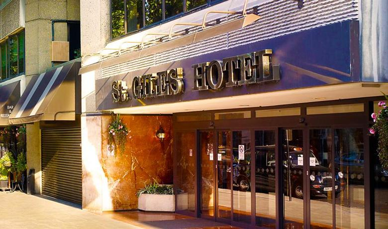 St Giles London A St Giles Hotel Compare Deals