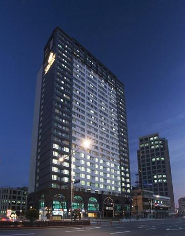 Crown Harbour Hotel Busan