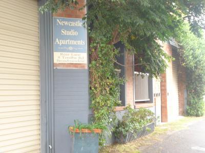 Newcastle Studio Apartments