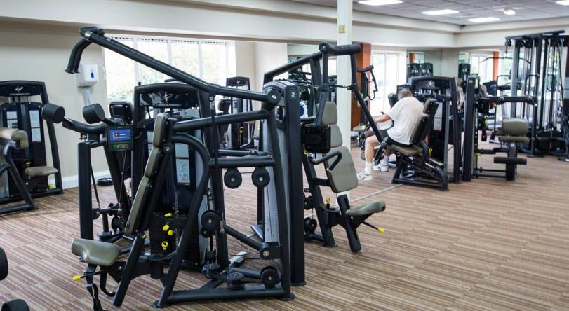 Park Royal Hotel Warrington Gym