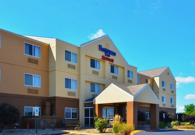 Fairfield Inn Springfield Illinois