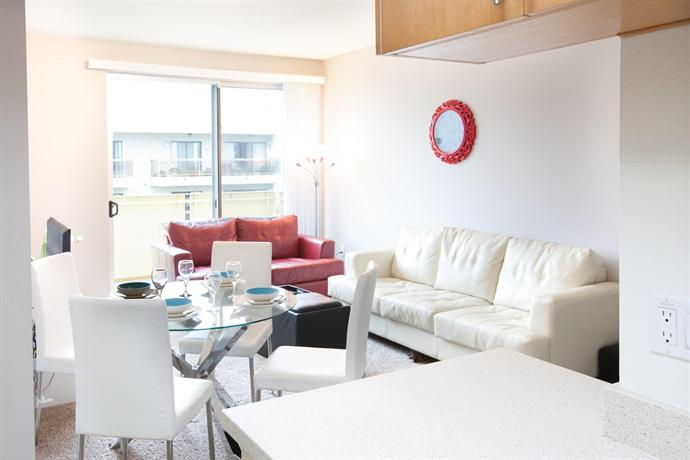 Furnished Apartments Walk to Pier and Beach