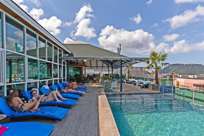 Sira Grande Hotel Patong Phuket Thailand