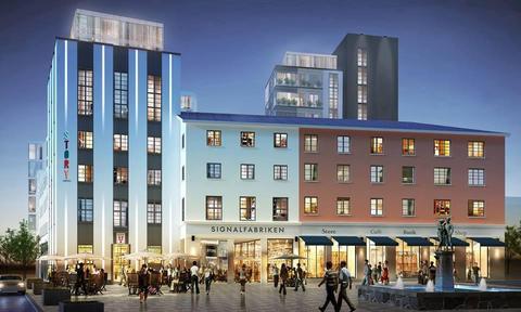 Story Hotel Signalfabriken