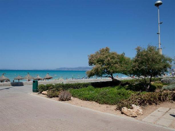 Hotel Planet One Mallorca Pool