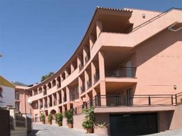 Apartamentos la hacienda buscador de hoteles benalm dena - Hoteles modernos espana ...