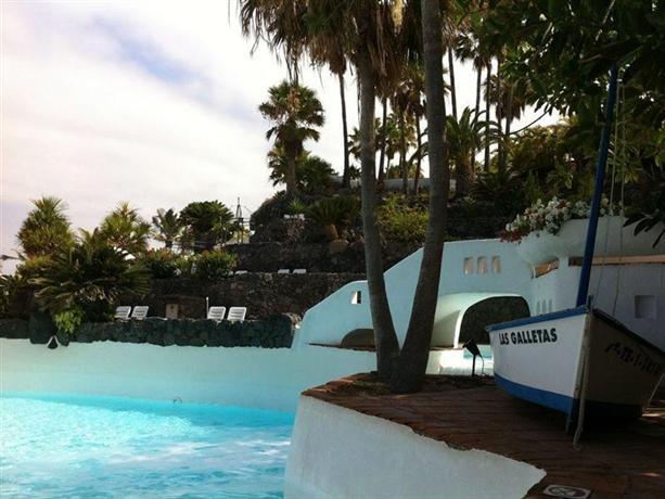 Hotel jardin tropical adeje compare deals for Jardin tropical