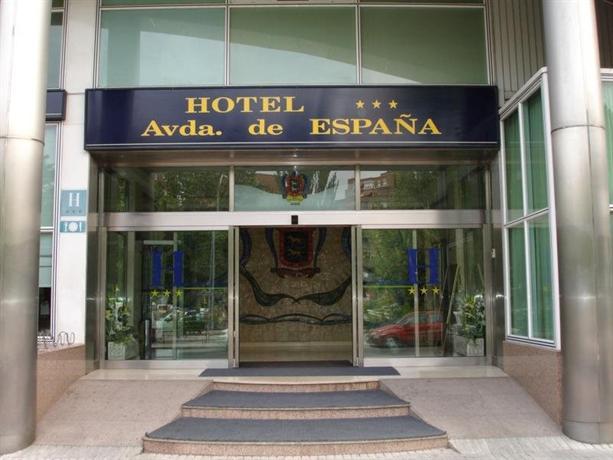 Avenida de Espana Hotel Fuenlabrada