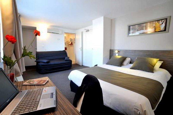 Hotel Balladins Nantes Saint Herblain