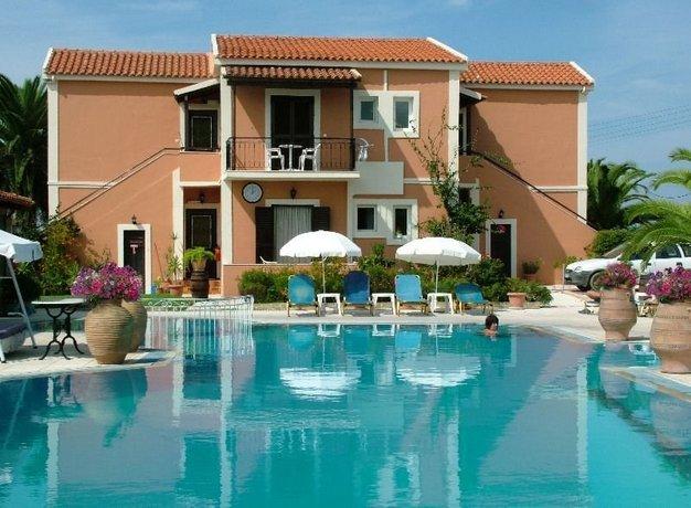 Voula Apartments Agios Stefanos
